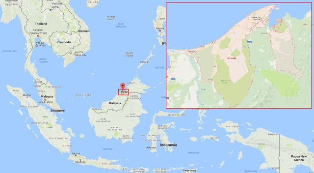 Living In Bruneial Bandar Seri Begawan Brunei AJ And Angelas - Where is brunei